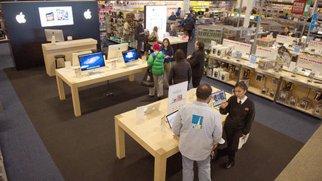 Best Buy Offers Free iPhone 5 | Timely Technology Tips for Teachers | Scoop.it