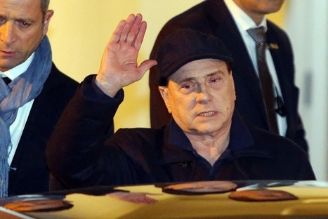 Berlusconi na week weer uit ziekenhuis - Telegraaf.nl | Verzorginsstaat | Scoop.it