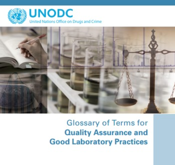 (EN) (PDF) - Glossary of Terms for Quality Assurance & Good Laboratory Practices   unodc.org   Glossarissimo!   Scoop.it