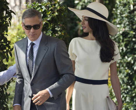 Amal Alamuddin Quit Smoking for George Clooney | I love cigarettes | Scoop.it
