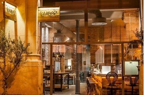 Iluminación de Restaurantes | Atrae clientes creando ambientes « Avanluce | Proyectos de iluminación Barcelona | Arquitectura Life Style | Scoop.it