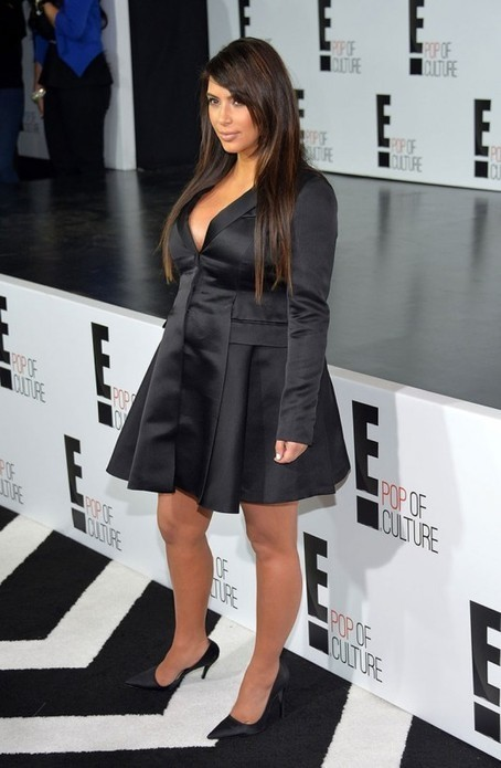 KIM KARDASHIAN at E! 2013 Upfront Event in New York ~ Hollywood Celebrities Pictures | Hollywood Celebrities Hot pics | Scoop.it