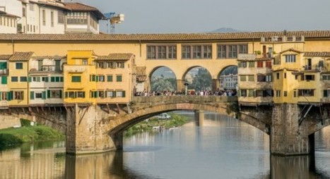 Ponte Vecchio - Vakantie.paginablog.nl (Blog) | Vacanza In Italia - Vakantie In Italie - Holiday In Italy | Scoop.it