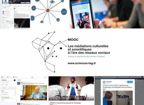 Médiation culturelle et réseaux sociaux : un MOOC pour apprendre et partager   politiquesculturelles-cirquecontemporain-artsdansl'espacepublic-bandedessinee-etc.   Scoop.it