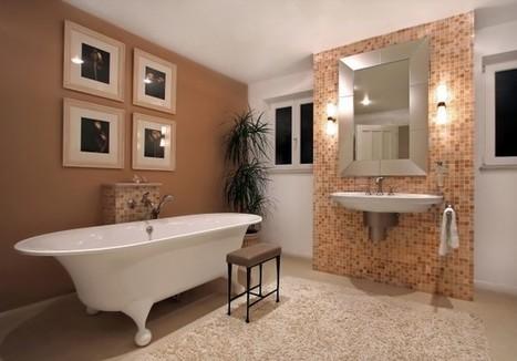 Le duel : douche ou baignoire ? | Solutions pour l'habitat | Ma Maison sur Mesure | Scoop.it