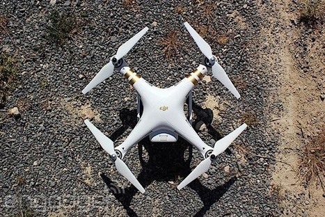 DJI Phantom 3 review: an aerial photography drone for the masses | Heron | Scoop.it