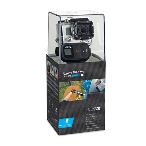 GoPro Hero3: Black Edition Review - News - Bubblews | Health, Fitness and Exercise | Scoop.it