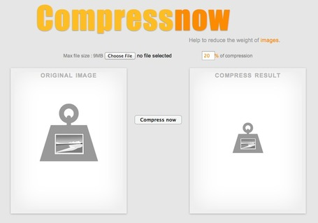 Compress Image - Compressnow | Digital Delights - Images & Design | Scoop.it
