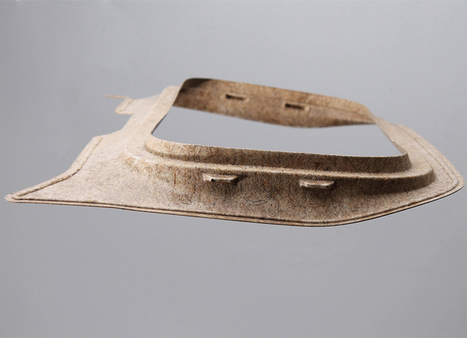 Natural fibre composites for automotive use | Industrial subcontracting | Scoop.it