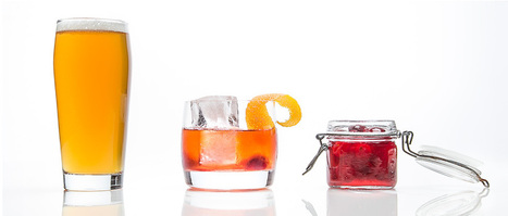How to Make Jim Meehan's Cranberry Sauce Cocktail | Tasting Table | Liquor | Scoop.it