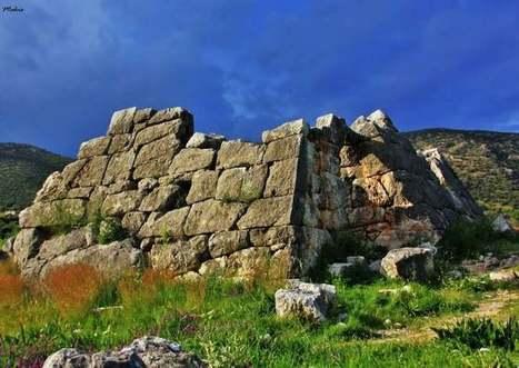 Las pirámides de la Argólida en Grecia, mencionadas por Pausanias en el siglo II | Griego clásico | Scoop.it