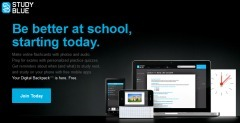 STUDYBLUE | Make online flashcards & notes | Moodle and Web 2.0 | Scoop.it