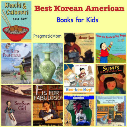 Top 10:  Korean American Children's Books (ages 2-16) | Sonoran Hanbok | Scoop.it