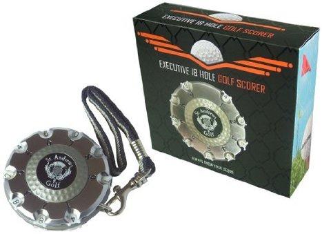 Scoreur golf exécutive 18 trous | Tout le matériel golf, équipement golf et accessoires golf | Scoop.it
