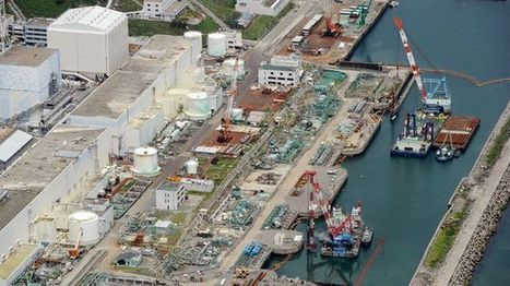 "Japan: Radioactive water from quake-hit plant likely leaking into Pacific (""this is old news!"") 