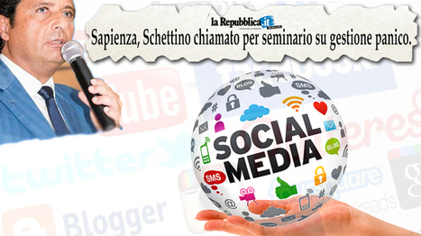 Schettino alla Sapienza: quando la rete e i social network aiutano la (dis)-informazione strategica | Social Media Curation | Scoop.it