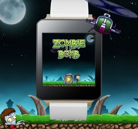 Zombie Bomb - Best wear game for Android smartwatch | Islamic Wallpapers and Android Games | Scoop.it