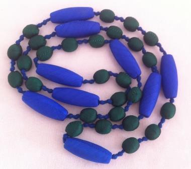 fair trade Cambodia.Leftover Silk Bead  Necklace, ethically handmade by disabled home based women workers in Takeo province. | Natural Dyes Cotton Scarfs | Scoop.it