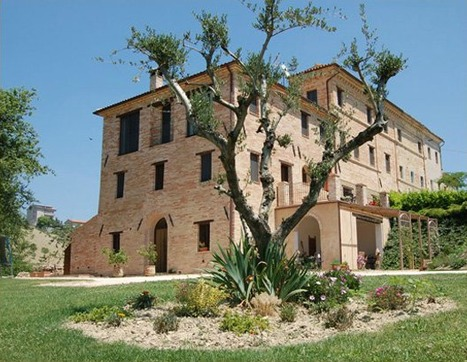 Luxury Accommodation in Marche: Caserma Carina, Mogliano | Le Marche Properties and Accommodation | Scoop.it