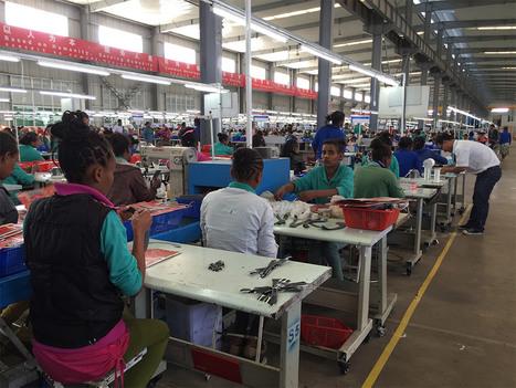 L'Ethiopie, nouvel enfer du textile disséqué sur RFI | NOUVELLES D'AFRIQUE | Scoop.it