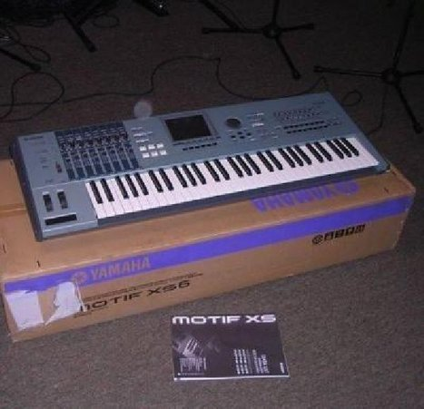 Free Classified Sites for Ad Posting | For Sale : Yamaha Motif XS6 61-Key Music Production Synthesizer w New FSX Keyboard | Scoop.it