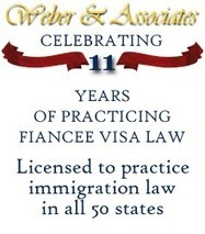 K-1 Visa Guide - Step by Step City Specific Guide   Spouse Visa Lawyer   Scoop.it