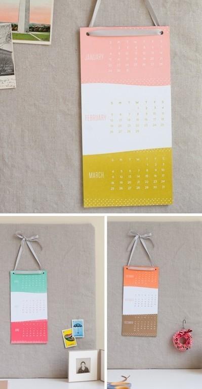 Algunos calendarios bellos | Kireei, cosas bellas | Diseño e inspiración | Scoop.it