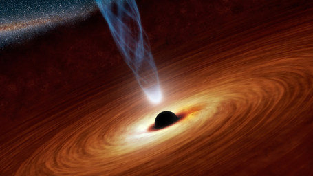For the first time ever, astrophysicists have reliably measured the spinning speed of a supermassive black hole | Amazing Science | Scoop.it