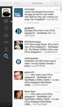 22 best Twitter apps for 2012 | TechRadar | Social Media and Technology Review | Scoop.it
