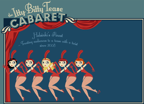 The Itty Bitty Tease Cabaret | Burlesque ideas... | Scoop.it