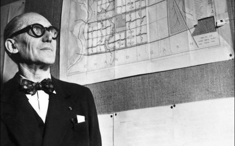 """Le Corbusier, un fascisme en béton"" par Roger-Pol Droit 
