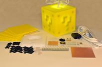 LOOTIFUL — LVL Up Lamp DIY Kit   All Geeks   Scoop.it