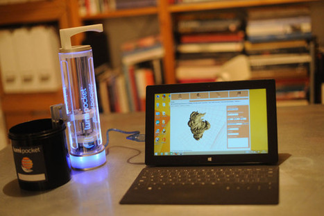LumiPocket, Affordable High quality 3D Printer (video) | Additive Manufacturing | Scoop.it