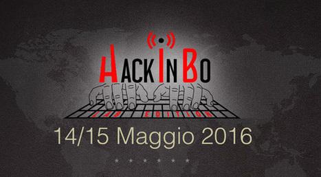 HackInBo 2016: ci vediamo a Bologna il 14-15 maggio | seeweb | Scoop.it