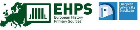 European History Primary Sources: fonti in rete per la storia dell'Europa | Généal'italie | Scoop.it