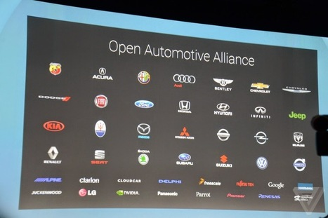 Google Brings Android to Car With Android Auto | CrunchyFeed | Technology | Scoop.it