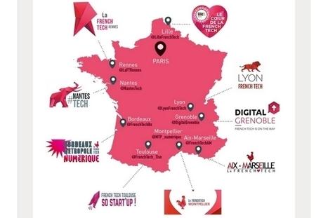 French Tech : la liste des 9 premières métropoles labellisées | Presse Mobile et Livres Numériques | Scoop.it
