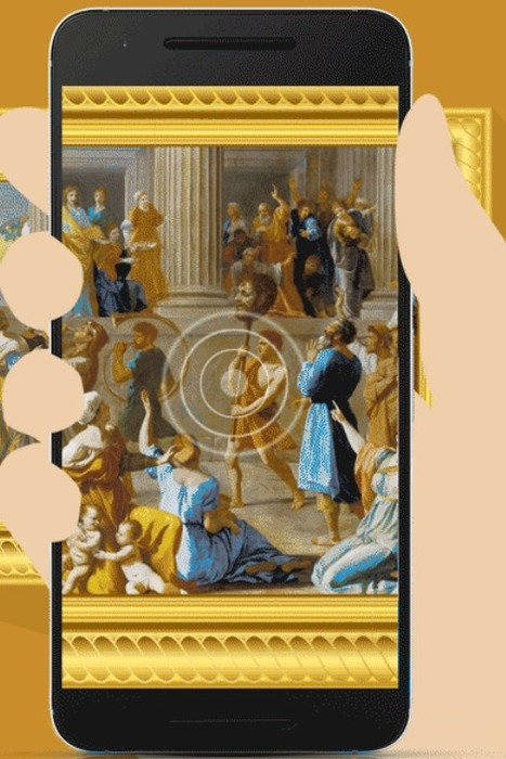 Google's New App Isn't The Next Best Thing To The Louvre. It Might Be Better | ANALYZING EDUCATIONAL TECHNOLOGY | Scoop.it