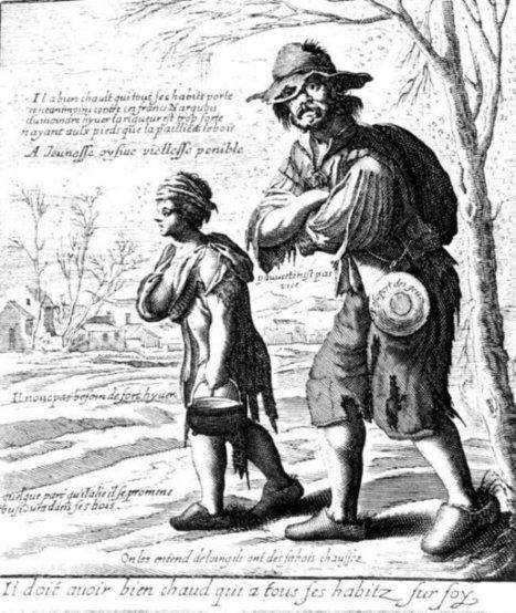 Les mendiants au XVIIIe siècle | Généalogie autour du Houlme | L'écho d'antan | Scoop.it