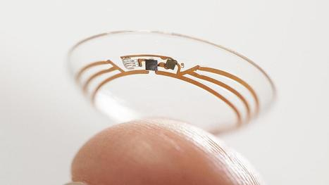 Google contact lenses can test for blood glucose levels with embedded chip - WTVD-TV | PreDiabetes News | Scoop.it