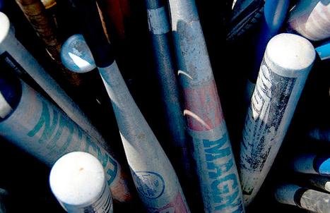 Aluminum Bat History | Physics and the Baseball Swing | Scoop.it