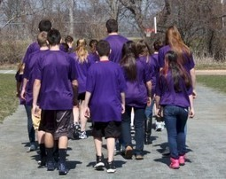 project purple is the new pink!   Health for Teens   Scoop.it