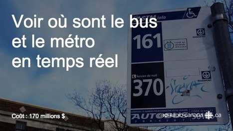 #Smartcity : 5 idées pour Montréal, ville intelligente | Technique | Scoop.it