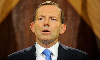 Tony Abbott flicks the switch from vaudeville to Mogadon | AP Gov SWAG | Scoop.it