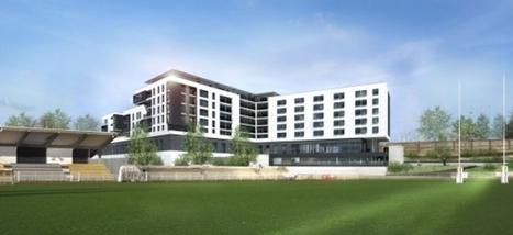 Entre rugby et immobilier, le grandiose projet du Stade rouennais ...!!! | API | Scoop.it