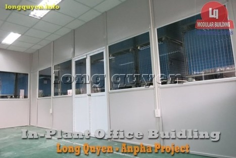 Nhà văn phòng lắp ráp di động | noithatlongquyen | Scoop.it