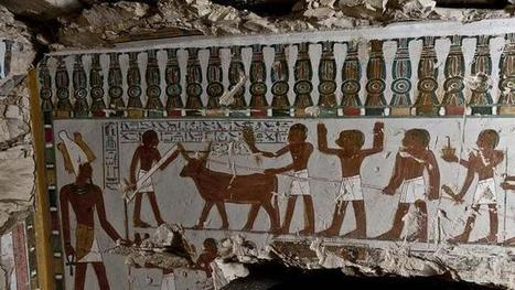 Egypt unearth 3000-year-old tomb | Daily News Reads | Scoop.it