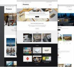 Presence WordPress Multi-Purpose Theme : WPZOOM | WordPress Themes Review | Scoop.it