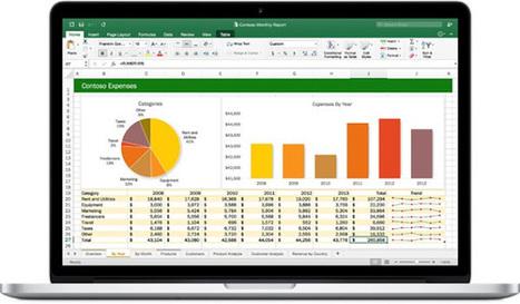 150 Plantillas en Excel de Contabilidad, Finanzas y Gestión Empresarial | Seguridad Industrial | Scoop.it