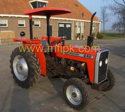 Farm Tractor MF 240| Murshid Farm Industries | Massey Ferguson Tractors | Scoop.it